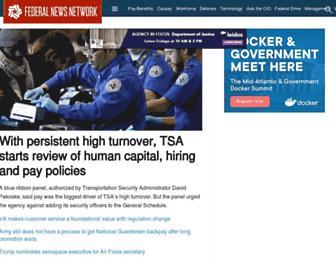 federalnewsnetwork.com screenshot