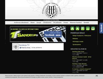 Thumbshot of Sandecja.org