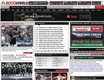 Thumbshot of Rotoworld.com