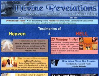 divinerevelations.info screenshot
