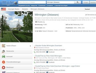 de.cybo.com screenshot