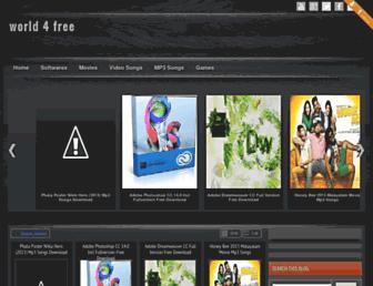 world2free4u.blogspot.com screenshot