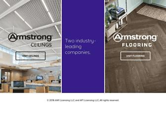Thumbshot of Armstrong.com