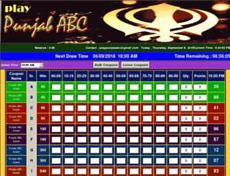 playpunjababc.com screenshot