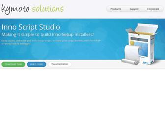 kymoto.org screenshot
