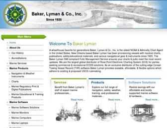 bakerlyman.com screenshot