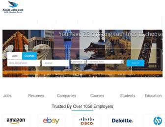Thumbshot of Angel-jobs.com