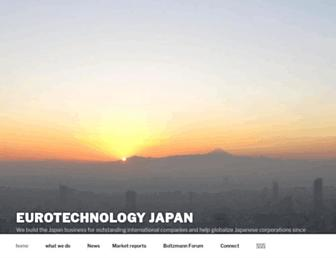 eurotechnology.com screenshot