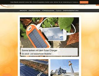 Thumbshot of Energieleben.at