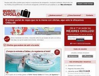 Thumbshot of Buscounchollo.com