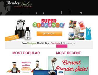 Thumbshot of Blenderbabes.com