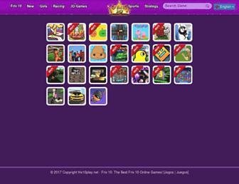 friv10play.net screenshot