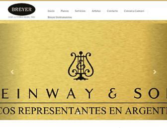 breyer.com.ar screenshot