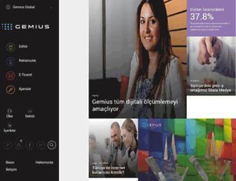 Thumbshot of Gemius.com.tr