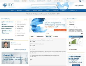 Thumbshot of Idc.com
