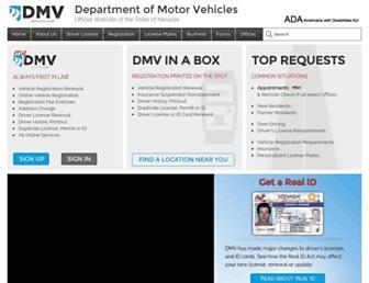 Thumbshot of Dmvnv.com