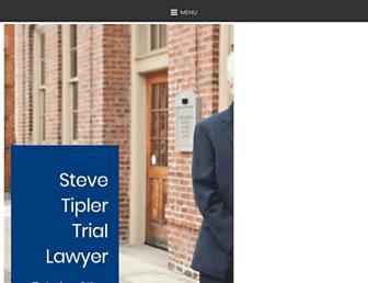 stevetipler.com screenshot