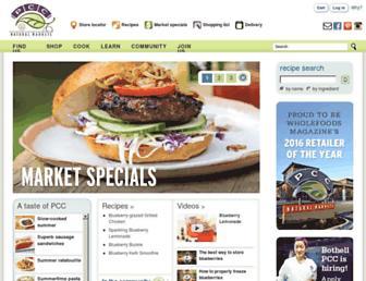 Thumbshot of Pccnaturalmarkets.com