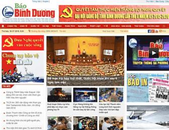 baobinhduong.vn screenshot