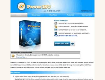 Thumbshot of Poweriso.com