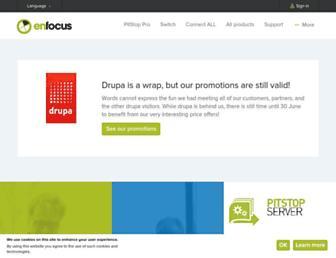 enfocus.com screenshot