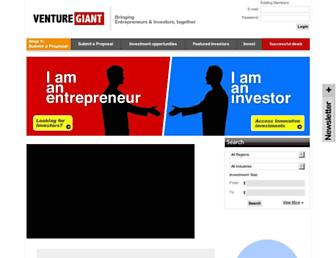 Thumbshot of Venturegiant.com