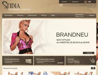 Fullscreen thumbnail of stidia.eu