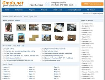 search.gmdu.net screenshot