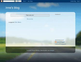 Thumbshot of Blogspot.com.au