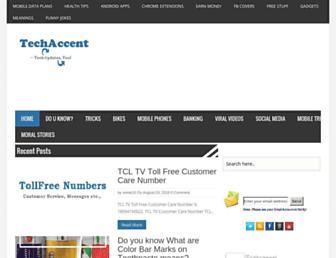 techaccent.com screenshot
