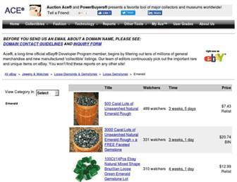 emerald.com screenshot