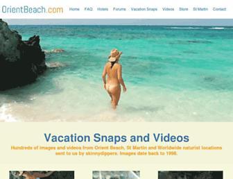 Thumbshot of Orientbeach.com