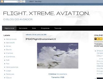 flightxtreme.blogspot.com screenshot