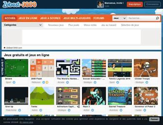 zebest-3000.com screenshot