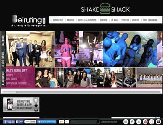 Thumbshot of Beiruting.com