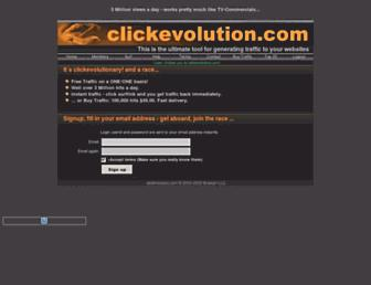 Thumbshot of Clickevolution.com