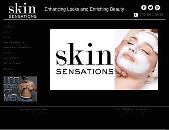Thumbshot of Skinsensations.com