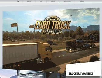 Thumbshot of Eurotrucksimulator2.com
