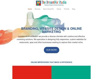 thedreampixstudio.com screenshot