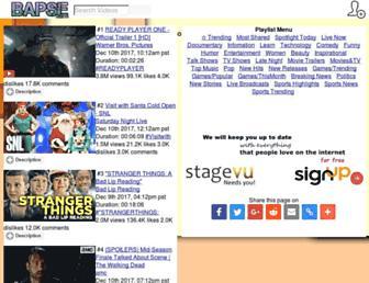 bapse.com screenshot