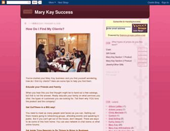 marykaytips.blogspot.com screenshot