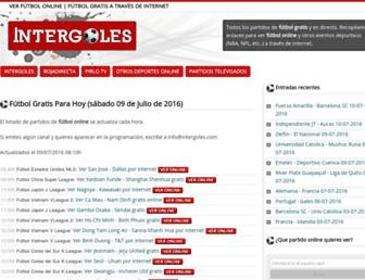 Thumbshot of Intergoles.com