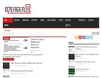 ozengen.com screenshot