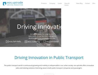 eos-uptrade.de screenshot