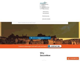 securenow.in screenshot