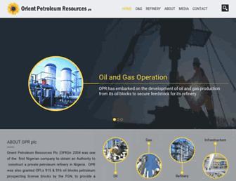 Thumbshot of Oprplc.com