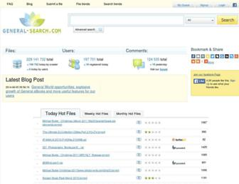 Thumbshot of General-search.com