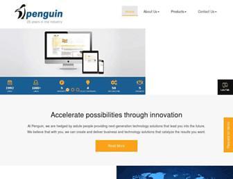 penguininc.com screenshot