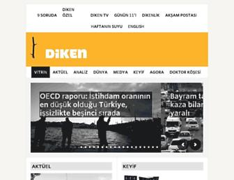 diken.com.tr screenshot