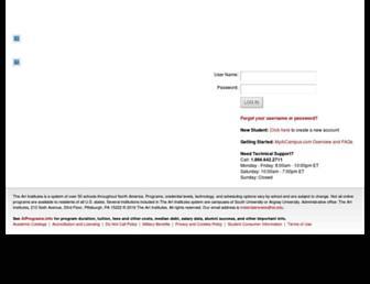 myaicampus.com screenshot